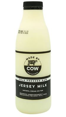 Picture of MADE BY COW MILK 750mL