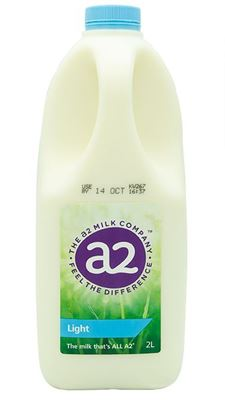 Picture of A2 LIGHT MILK 2L