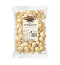 Picture of AUSTRALIAN ROASTED AND SALTED MACADAMIAS 300G