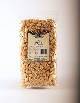 Picture of YUMMY SALTED PEANUTS 500G