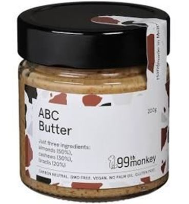 Picture of 99th MONKEY ABC BUTTER 200G