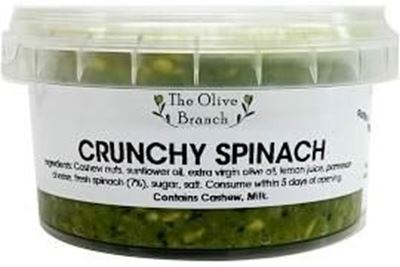 Picture of TOB CRUNCHY SPINACH 200GX12